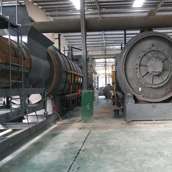 sludge pyrolysis equipment