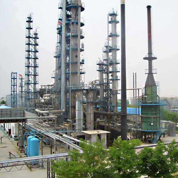 crude oil refining diesel and gasoline with 150 tons