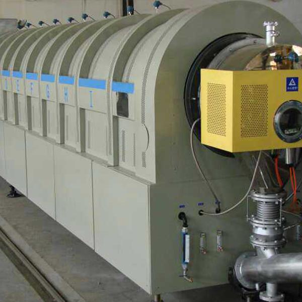 Electric heating pyrolysis equipment