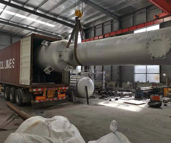 Malaysia equipment delivery to complete customer orders